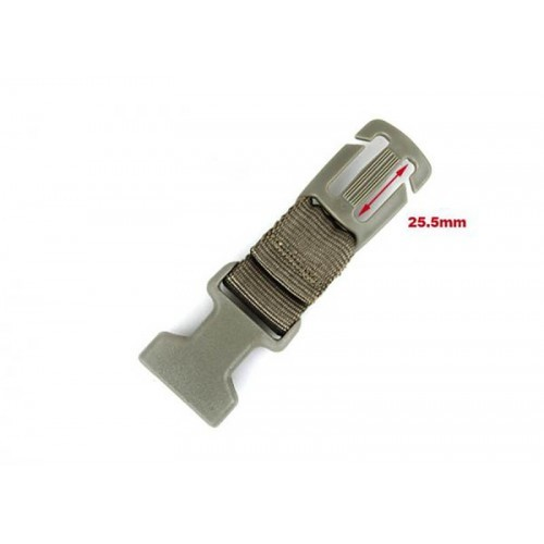 TMC 0.75 Inch Webbing Adapter