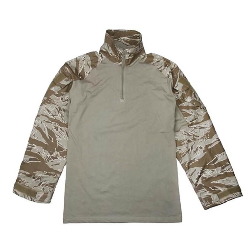 TMC Gen3 Combat Shirt 2018 Version (Desert Tiger Stripe)