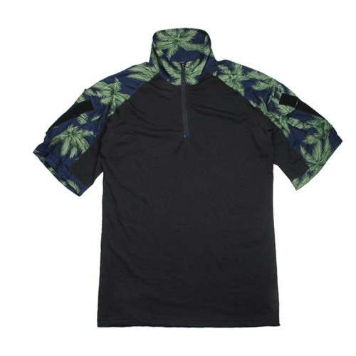 TMC Hawaiian Gen3 Combat Shirt Short Sleeve Version (Blue)