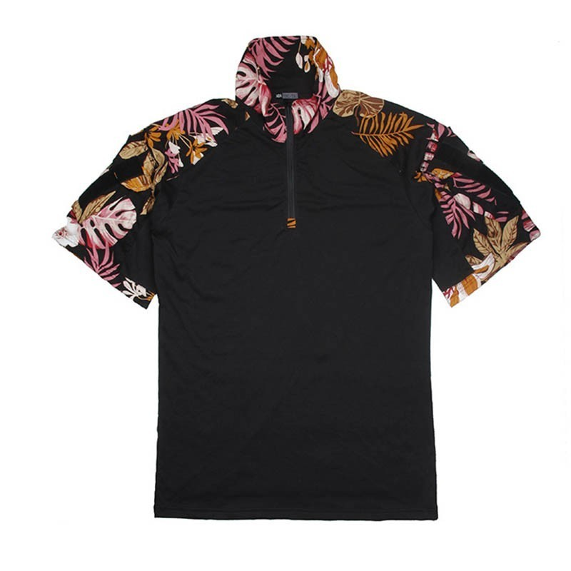 TMC Hawaiian Gen3 Combat Shirt Short Sleeve Version (Red)