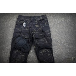 TMC Gen3 Origianl Cutting Combat Trouser with Knee Pads 2018 Version (Mulitcam Black)