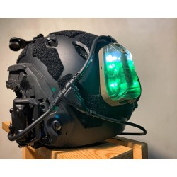 WADSN Halo Star 6 GenIII Helmet Mounted Light