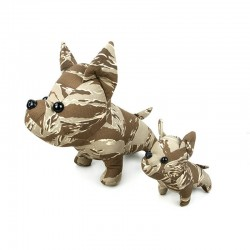 TMC Large Size Camo Puppy Doll