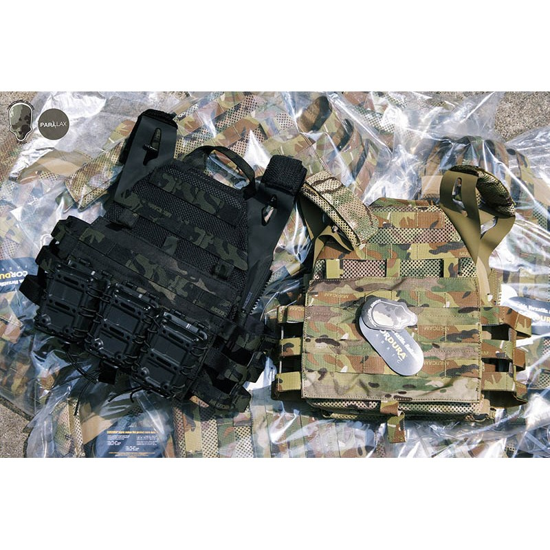 TMC Jungle Plate Carrier 2.0 Maritime Version