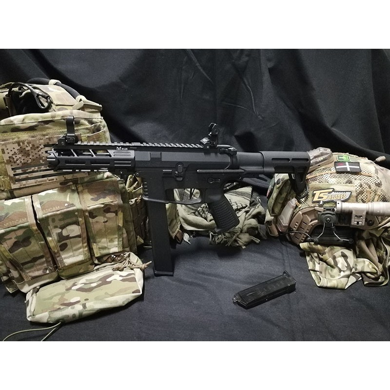 Classic Army Nemsis X9 AEG SMG