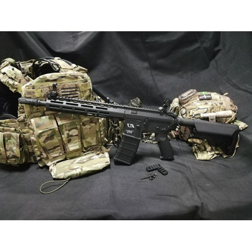 Classic Army Skirmish ECS 10 Inch M-Lock Rail M4 AEG Carbine
