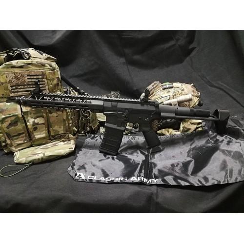 Classic Army Nemesis 10 Inch M-Lock Elite Rail M4 AEG Carbine