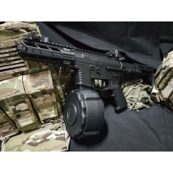 Classic Army 1200Rds AEG Electric Magazine Drum for PX9