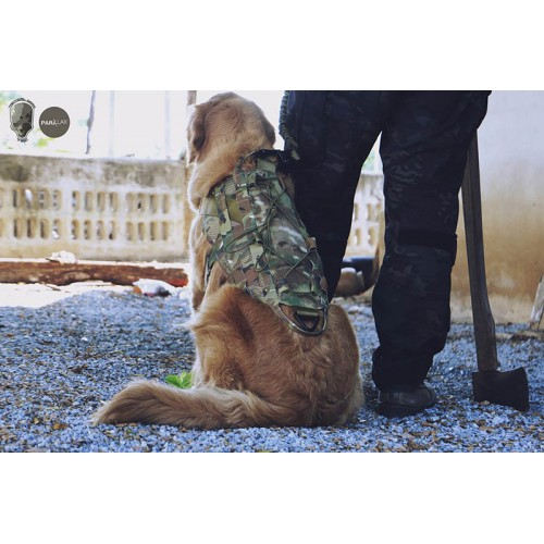 TMC K9 Tactical Mesh Harness