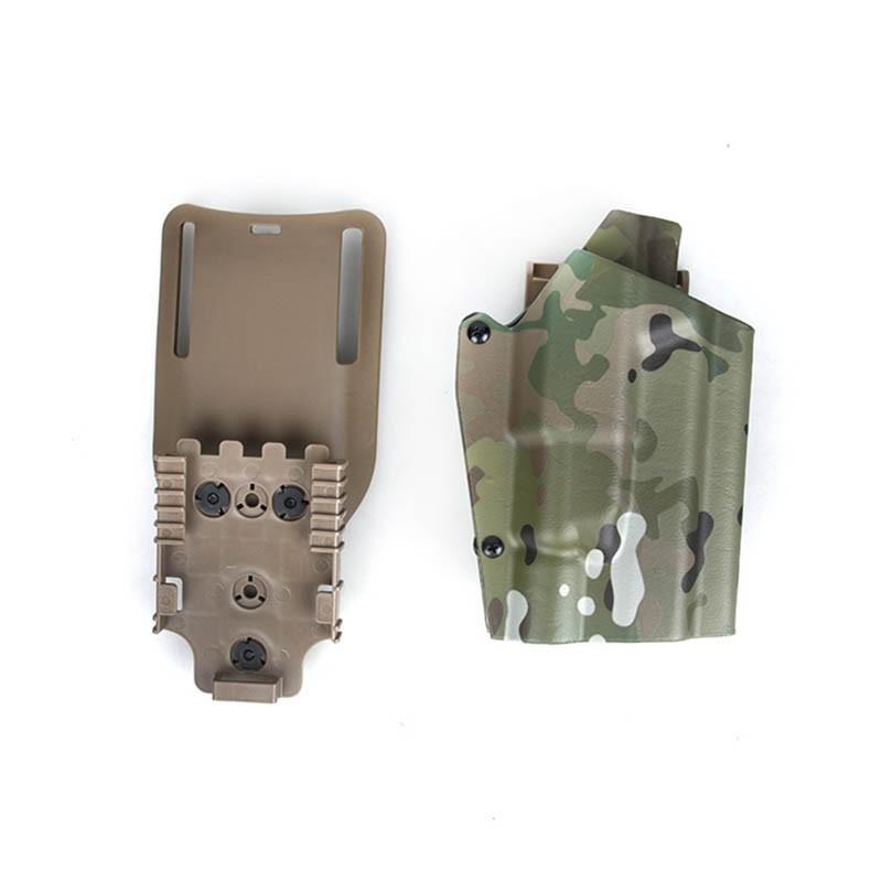 TMC Light-Compatible Range Kydex Holster for G17 & X300