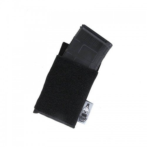 The Black Ships Lightweight Stackable Single Mag Pouch