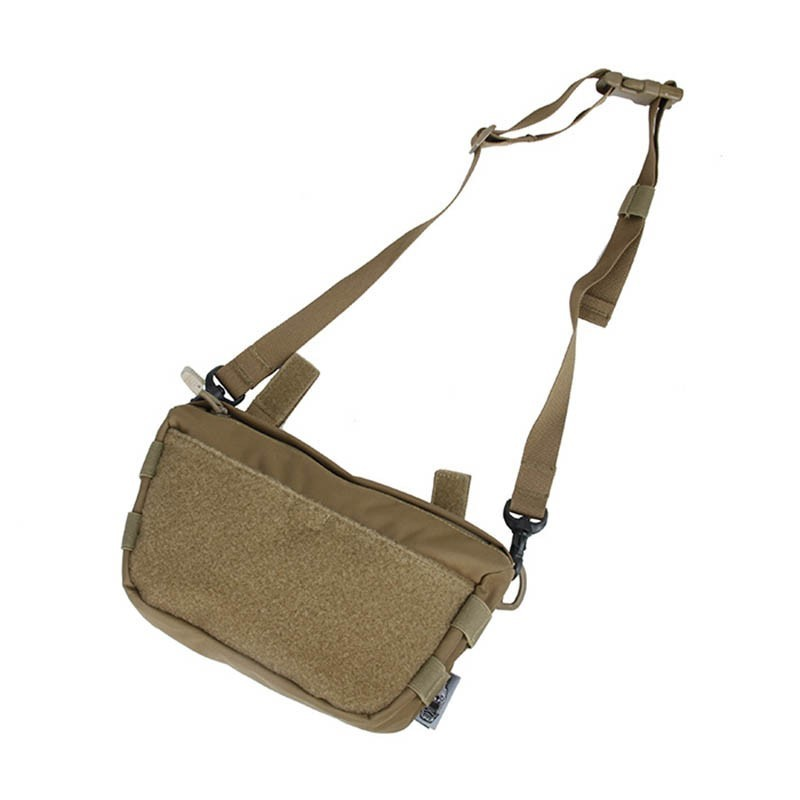 The Black Ships Low Profile Tactical Satchel