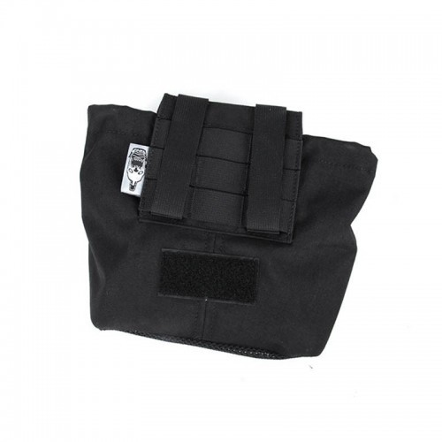 The Black Ships Lightweight Foldable Dump Pouch
