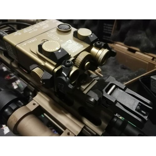 Sotac AN/PEQ 15 Double Beam Aiming Laser Advanced 2