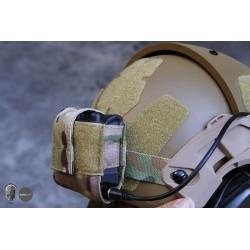 TMC Lightweight Helmet Mounted 4 AA Battery Pouch