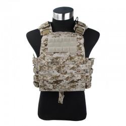 TMC Naval Combat Plate Carrier Vest 2019 Version