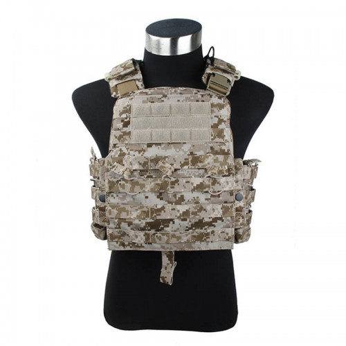 TMC Naval Combat Plate Carrier Vest 2019 Version