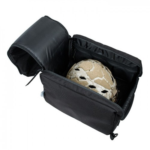 The Black Ships Cube Stackable Helmet Carrying Case
