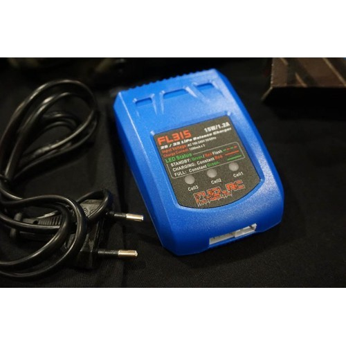Fuel RC Li-Po Battery Charger