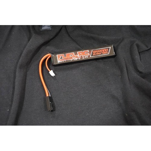 Fuel RC Super Mini Stick 7.4V 1200MAH 15C Lipo Battery (10x2x1)