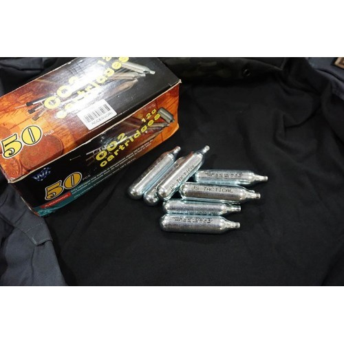 Win Gun CO2 12g Gas Cartridge (1 Piece)