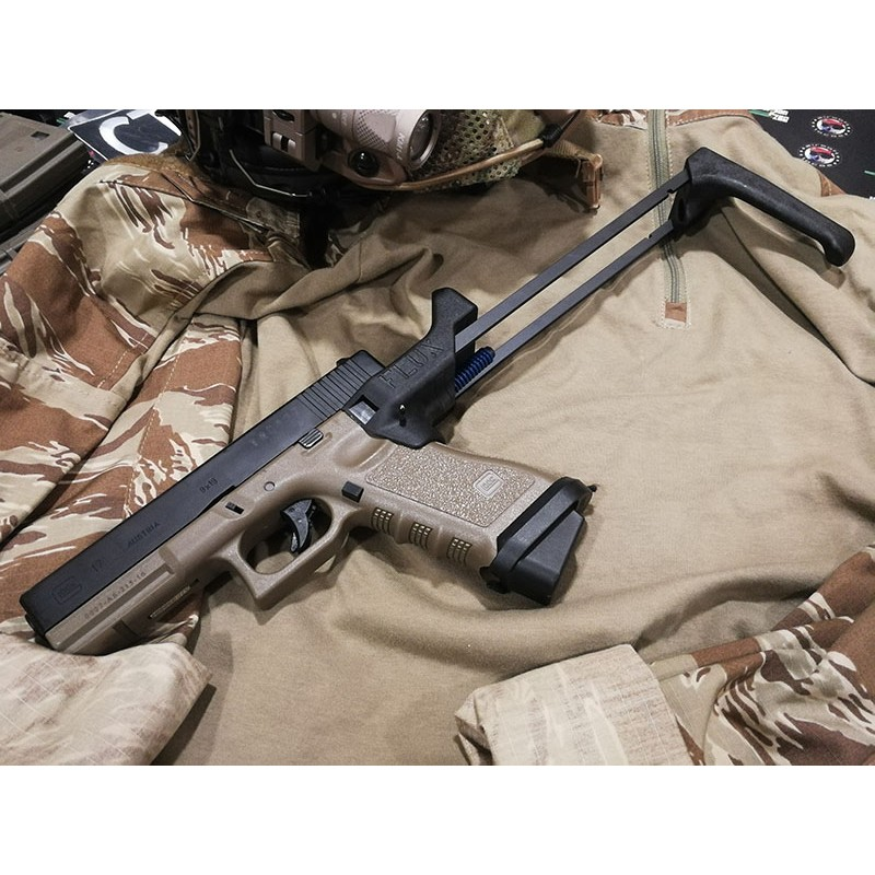TMC Flowing Brace Stock for G-Series Pistol