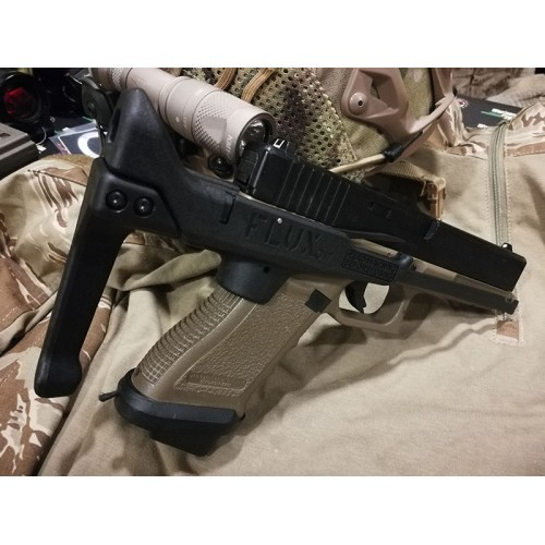 TMC Flowing Brace Stock for G-Series Pistol