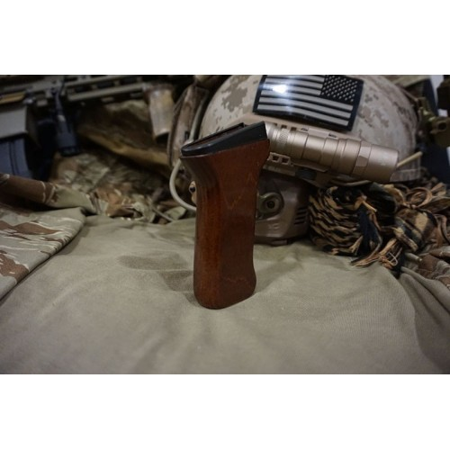 Spear Arms Real Wood AK Series GBB Grip