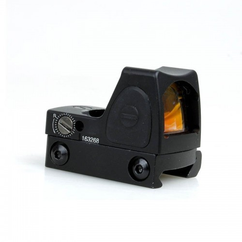 Log Value Shockproof Compact Red Dot Sight