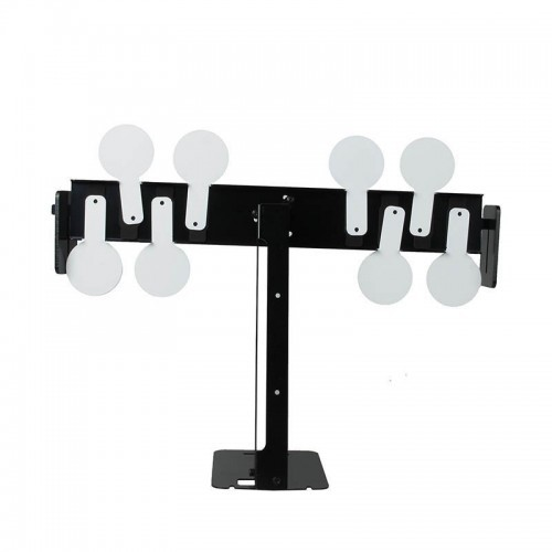 FYT Sport Polish Magentic Spin Rack Target Set