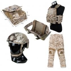 TMC Full Set (Trouser / NCPC / Maritime Helmet / Pouch)