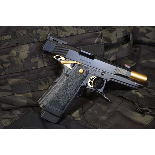 Tokyo Marui Hi-Capa 5.1 Gold Match Custom Competition GBB Pistol