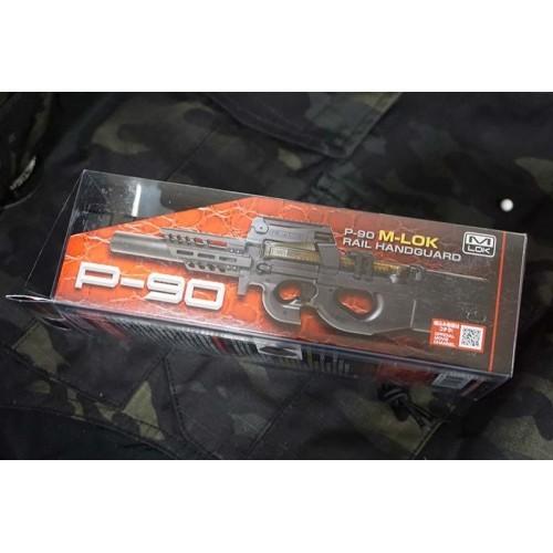 Nitro.Vo P90 AEG M-lok Rail Handguard for Marui P90
