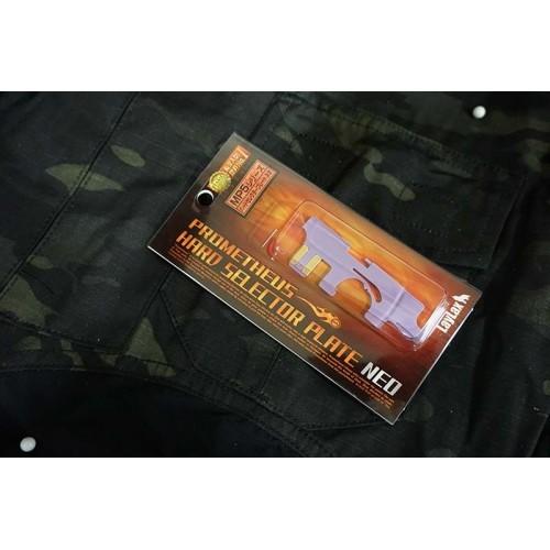 Laylax Prometheus Hard Selector Plate NEO for Tokyo Marui MP5 AEG