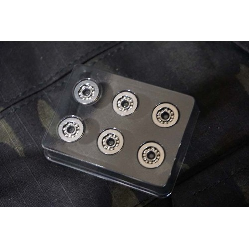 Laylax Prometheus 8mm Stainless Steel Bearings Set