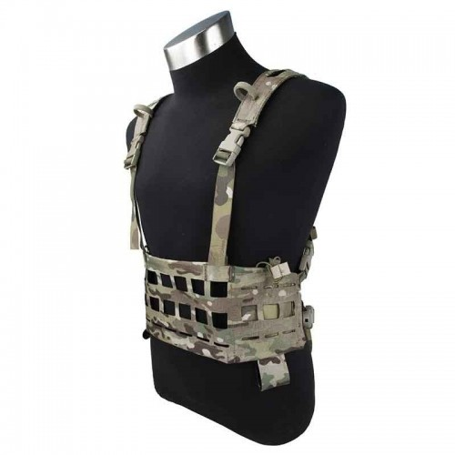 TMC Lightweight Convertible Chest Rig