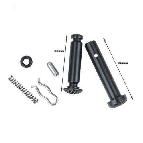 BJ Tac AEG G Style AEG Steel Pin Set