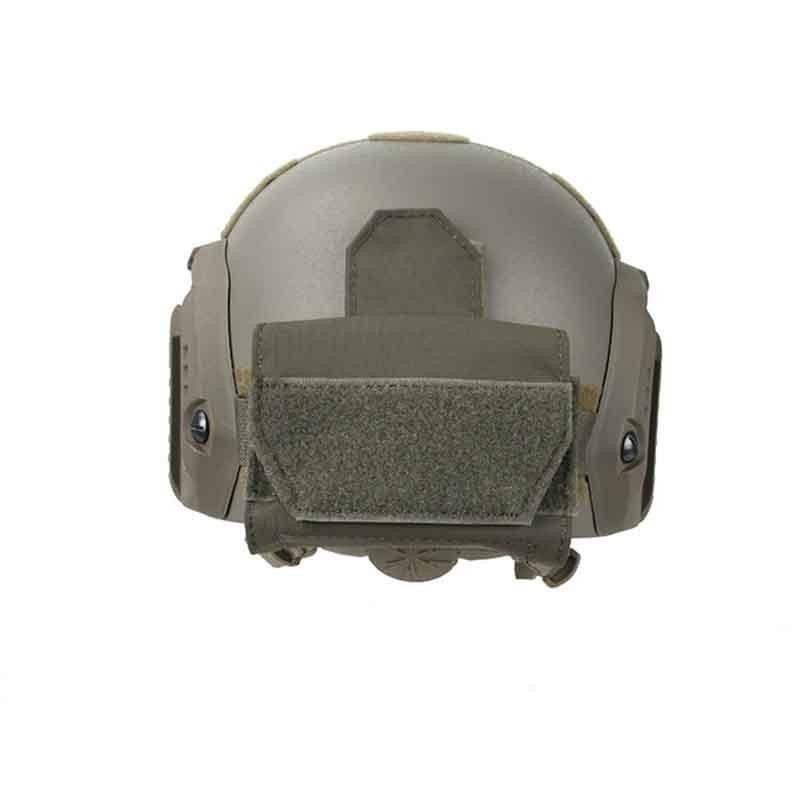 TMC Lightweight Helmet Mounted 4 CR123 Battery Pouch