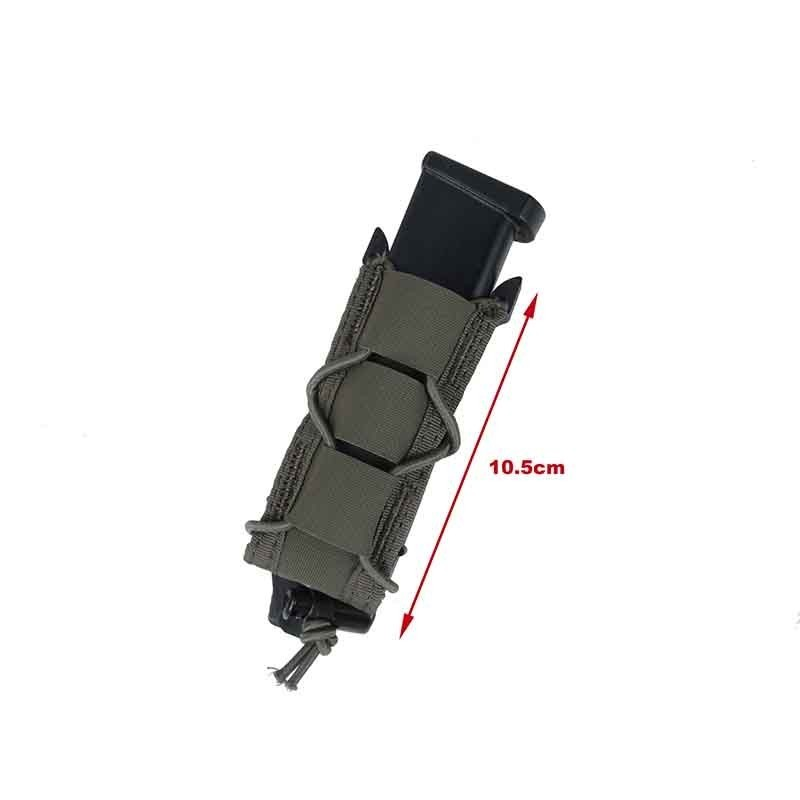 TMC Tactical Assault Combination Extended Single Pistol Mag Pouch