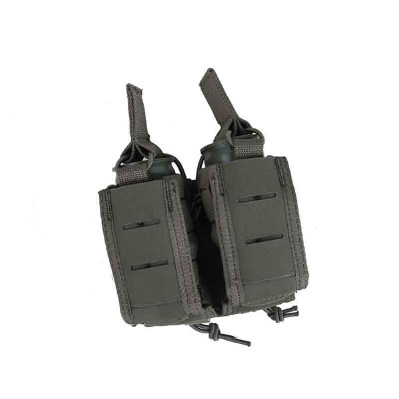 TMC Tactical Assault Combination Duty Double Flash Grenade Pouch