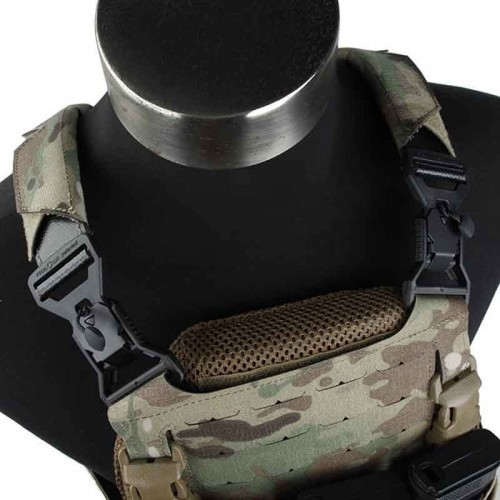 The Black Ships Modular Lightweight Laser Cut Plate Carrier