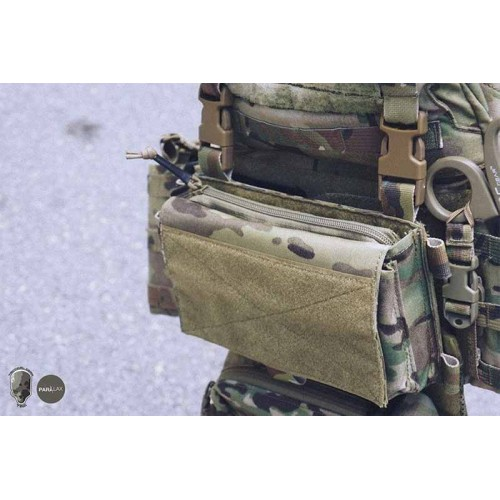 TMC Lightweight Expansion Accessory Set for Modular Lightweight Chest Rig