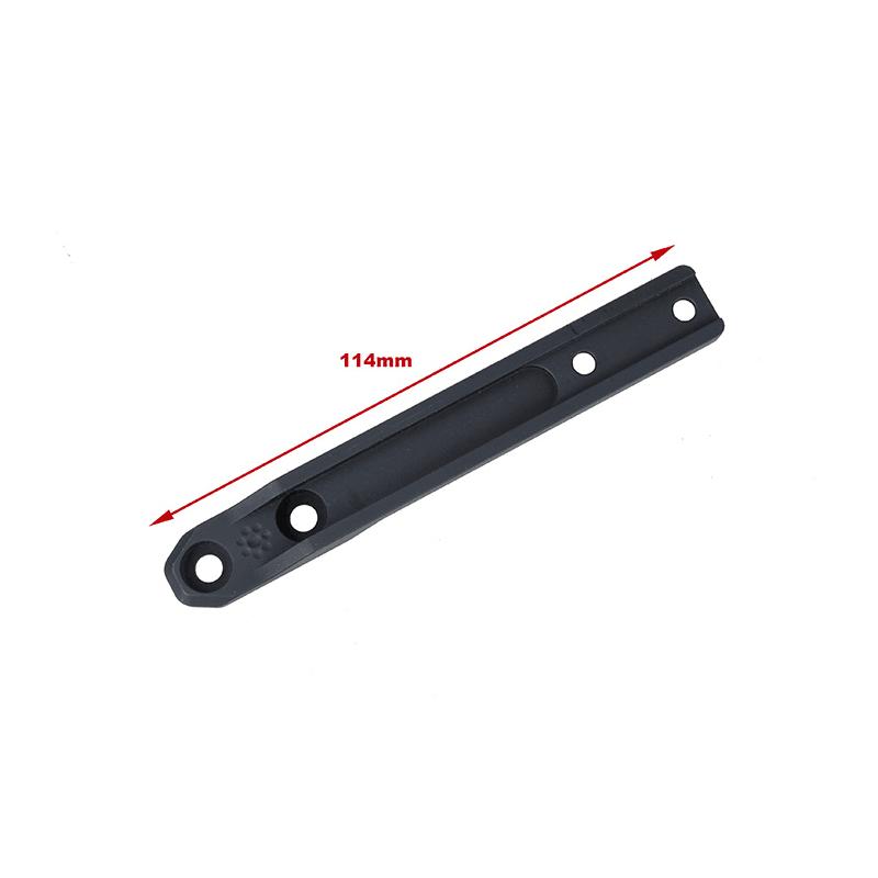 BJ Tac Aluminum Inline M-Lock Scout Mount
