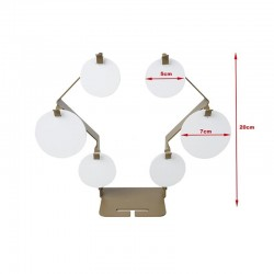 FYT Sport Fixed Inward Bending Target Set
