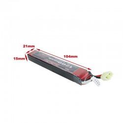 AHTech Infinity 11.1V 1200MAH 25C Stick Lipo Battery
