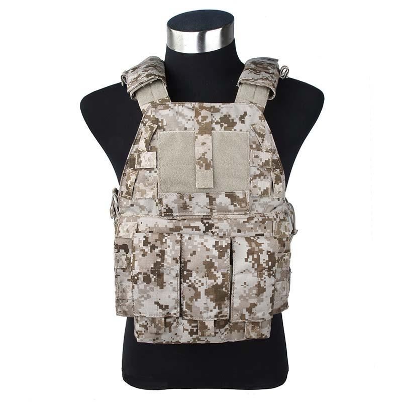 TMC MP94K Modular Plate Tactical Vest 2020 Version