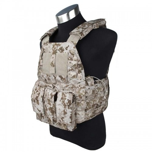TMC MP94K Modular Plate Tactical Vest 2020 Version