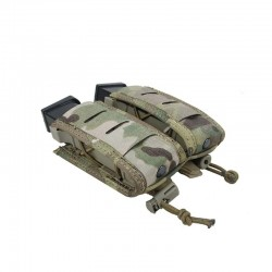TMC Tactical Assault Combination Extended Double Pistol Mag Pouch