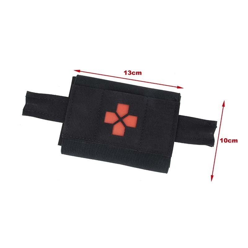 TMC Lightweight Quick Draw Micro Trauma Medical Belt Pouch