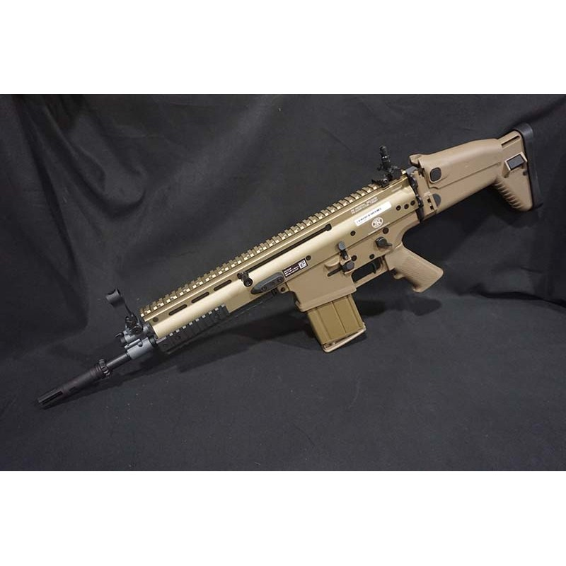 Cybergun FN Herstal Licensed Scar-H CQC GBB Rifle